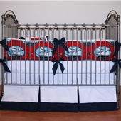 Ships Ahoy Crib Bedding