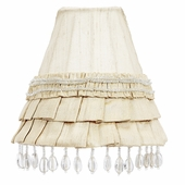 Skirt Dangle Ivory Night Light