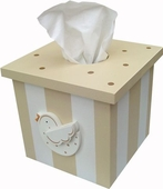 Songbird Tissue Box Cover