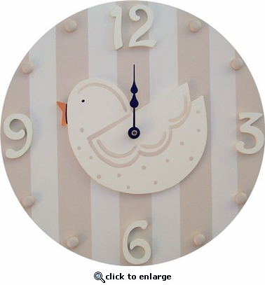 Songbird Wall Clock