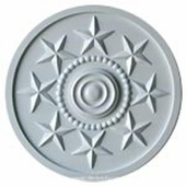 Spiraling Stars Wall Plaque