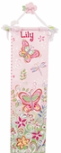 Springtime Fantasy Canvas Growth Chart