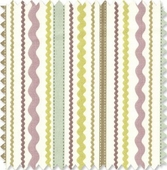 Squiggle Stripe Fabric