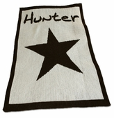 Star Personalized Blanket
