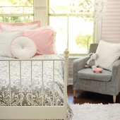 Stella Gray Bedding