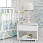 Summer Breeze 2-Piece Crib Bedding Set