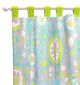 Summer Breeze Curtain Panel Set