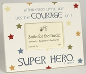 Super Hero Picture Frame
