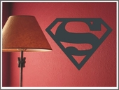 Superman Custom Wall Decal