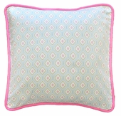 Sweet Baby Jane Throw Pillow