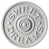 Sweet Dreams Wall Plaque