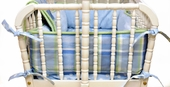 Sweet Pea Baby 2-Piece Cradle Bedding Set