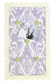 Sweet Violet Mini Memo Board