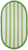 Taffy Braided Rug - Lime
