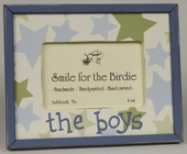 The Boys Picture Frame