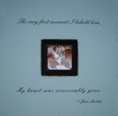 The Very First Moment Photobox Frame