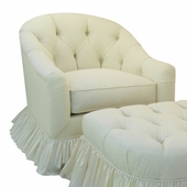 Tiara Adult Park Avenue Glider Rocker Chair - Foam or Down