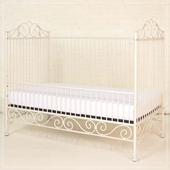 Toddler Bed Kit in Distressed White - Casablanca Crib