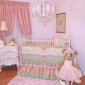 Tootsie Crib Bedding