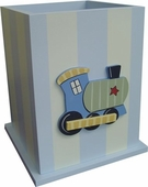 Train Wastebasket