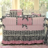 Wild Thing Crib Bedding