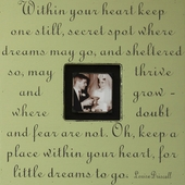 Within Your Heart Photobox Frame