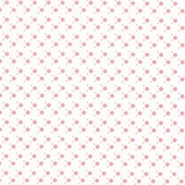 X Marks the Spot in Pink Fabric