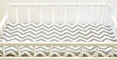 Zig Zag Changing Pad Cover