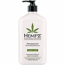 Hempz Pomegranate Herbal Body Moisturizer -  16.9 fl. oz.