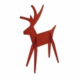 Alpine Reindeer Medium: Red