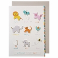 Animals With Sounds card
