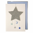 Baby Boy Mobile Card
