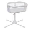 HALO BassiNest Swivel Sleeper - Essentia (White Honeycomb)