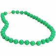 Jane Necklace Emerald Green