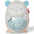 MOONLIGHT & MELODIES hug me projection soother - Lamb