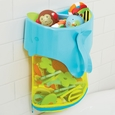 Moby Scoop & Splash Bath Toy Organizer