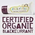 Natural Toothpaste Organic Blackcurrant