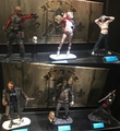 """Suicide Squad 12"""" 1/6 Scale Resin Statue Complete Set (6) DC Collectibles"""