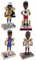 2016 NBA Legends Commemorative Championships Exclusive Bobble Heads Set (4)