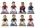2016 NHL Goalie Bobblehead Complete Set (8) Forever Collectibles