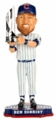 Ben Zobrist (Chicago Cubs) 2016 World Series MVP Bobble Head by Forever Collectibles