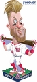 2017 MLB Forever Collectibles Caricature Bobble Heads