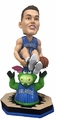 "Aaron Gordon (Orlando Magic) Stuff the Magic Dragon Mascot Bust Base Commemorative 2016 NBA Slam Dunk Contest 8"" Bobble Head by Forever Collectibles"