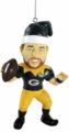 Aaron Rodgers (Green Bay Packers) Forever Collectibles NFL Player Elf Ornament