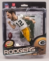 Aaron Rodgers (Green Bay Packers) NFL 34 McFarlane Collector Level Bronze CHASE