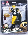 Aaron Rodgers (Green Bay Packers) NFL 34 McFarlane Collectors Club Exclusive - ONLY Available in the McFarlane Toys Store