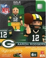Aaron Rodgers (Green Bay Packers) NFL OYO G2 Sportstoys Minifigures