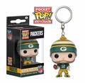 Aaron Rodgers (Green Bay Packers) NFL Funko Pop! Keychain