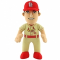 "Adam Wainwright (St. Louis Cardinals) 10"" Player Plush Bleacher Creatures"