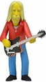 "Tom Petty The Simpsons 25th Anniversary 5"" Action Figure Series 5 NECA"